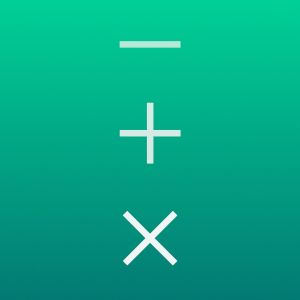 First Calc Calculator iOS App by Maulik