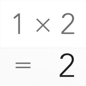 Math Table iOS App by Maulik